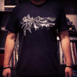 art of john giang tshirt