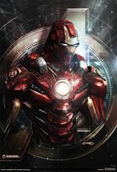 avengers iron man ::: earth's mightiest series #4