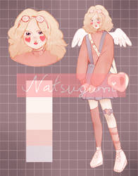 [CLOSED] CUPID Adopt Auction by NatsuGumiArt