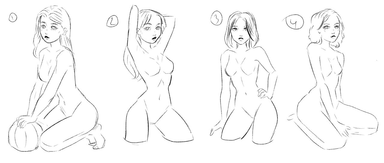 [CLOSED] Girls Ych Auction