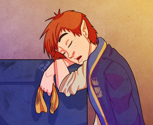 Sleepy Polle by MayStardust