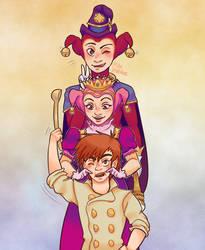 Symbolica kids by MayStardust
