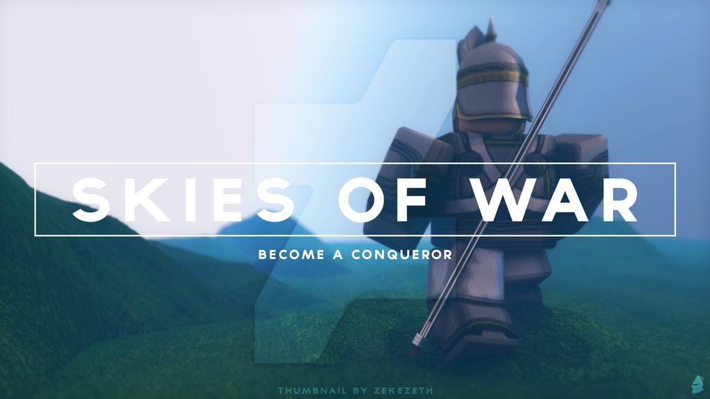 Skies of War Thumbnail 2 Prev by iGotRekt