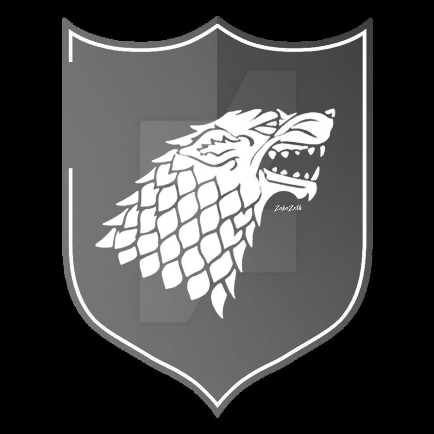 Game of Thrones Stark Sigil Prev by iGotRekt
