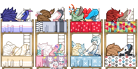 Bunk Icons v2 by Kureiya