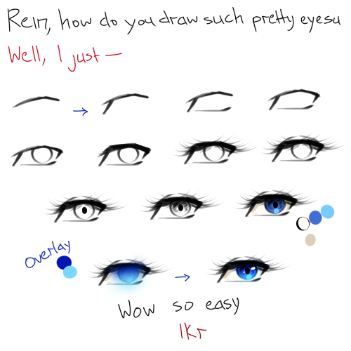 Eye Tutorial 2 by REcilince