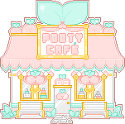 Pooty Cafe by REcilince