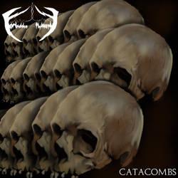 COVER ART: Catacombs - Forbidden Philosophy