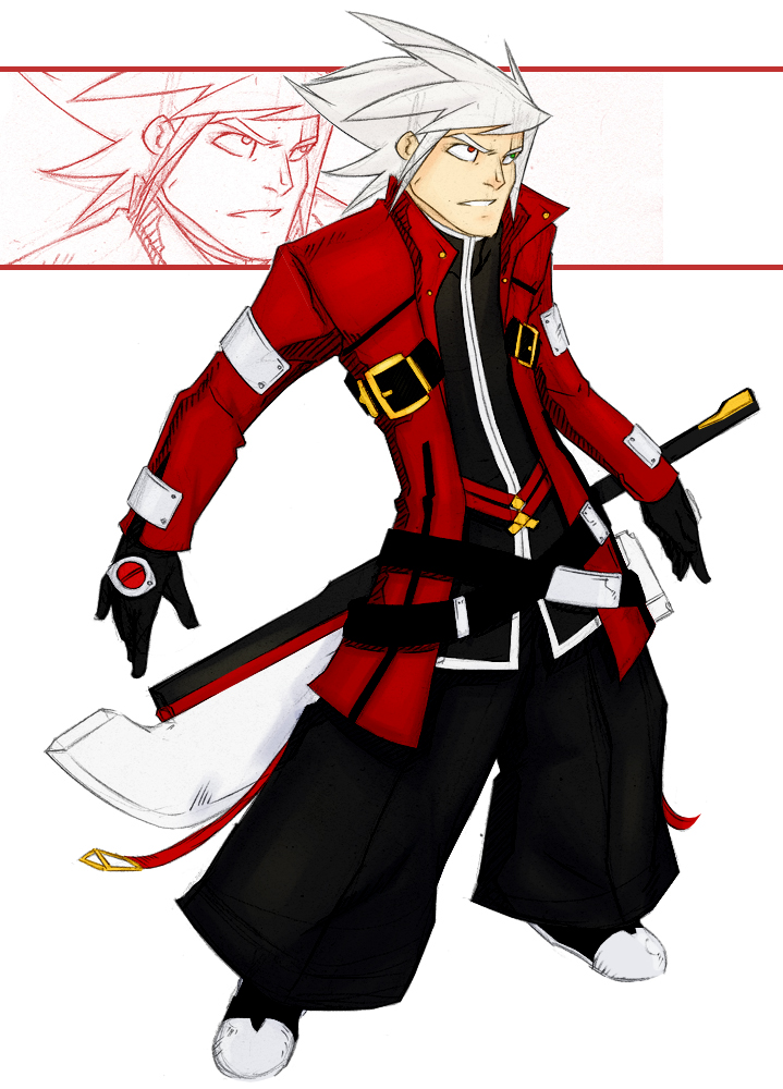 the bloodedge by samuraiblack
