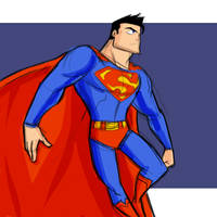 the man of steel by samuraiblack