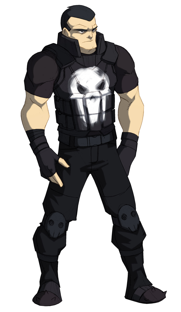 the punisher by samuraiblack