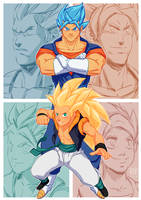 fathers and sons by samuraiblack