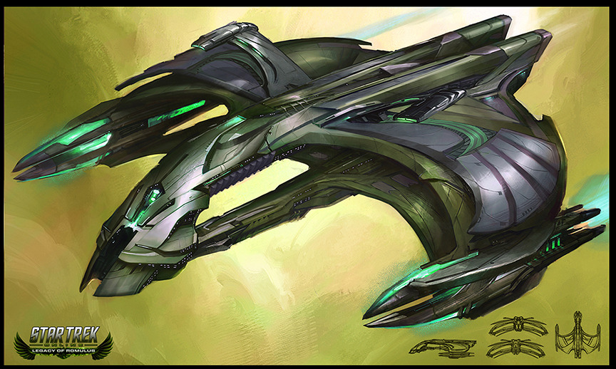 Star Trek Online Dderidex Concept Art By Fbombheart On Deviantart