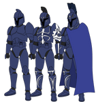 Senate Commandos and Guard