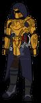 Custom Jedi 2 by FBOMBheart