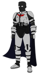 Commander Ren (Request) by FBOMBheart