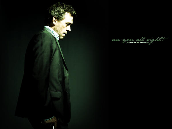 House MD Wallpaper by colorDARK