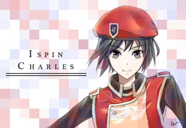 Ispin Charles by chronoa01