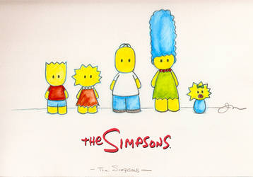 The Simpsons v.2.0 by jazzyutopia