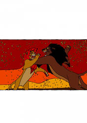 Simba vs Scar 4