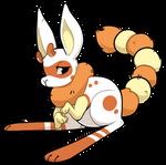 Dyst Bunny #043 by fluffiamasterlist