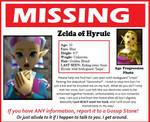 Missing- Zelda