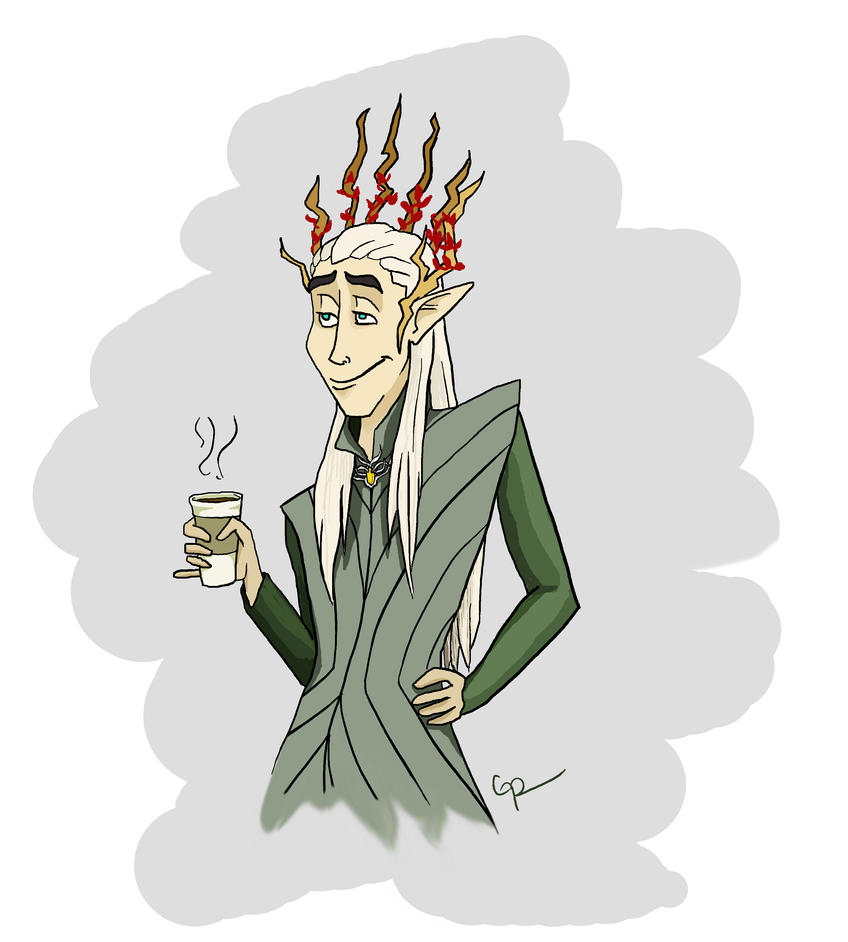 Thranduil by stormthief19