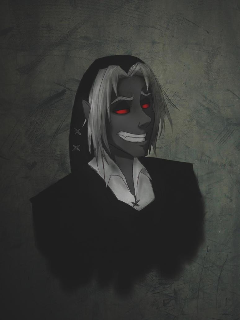 Dark Link by stormthief19