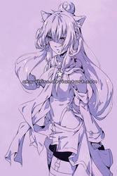 Commission - FoxOfTwilight by Aka-Shiro