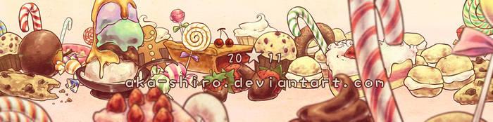 Calorie Land by Aka-Shiro