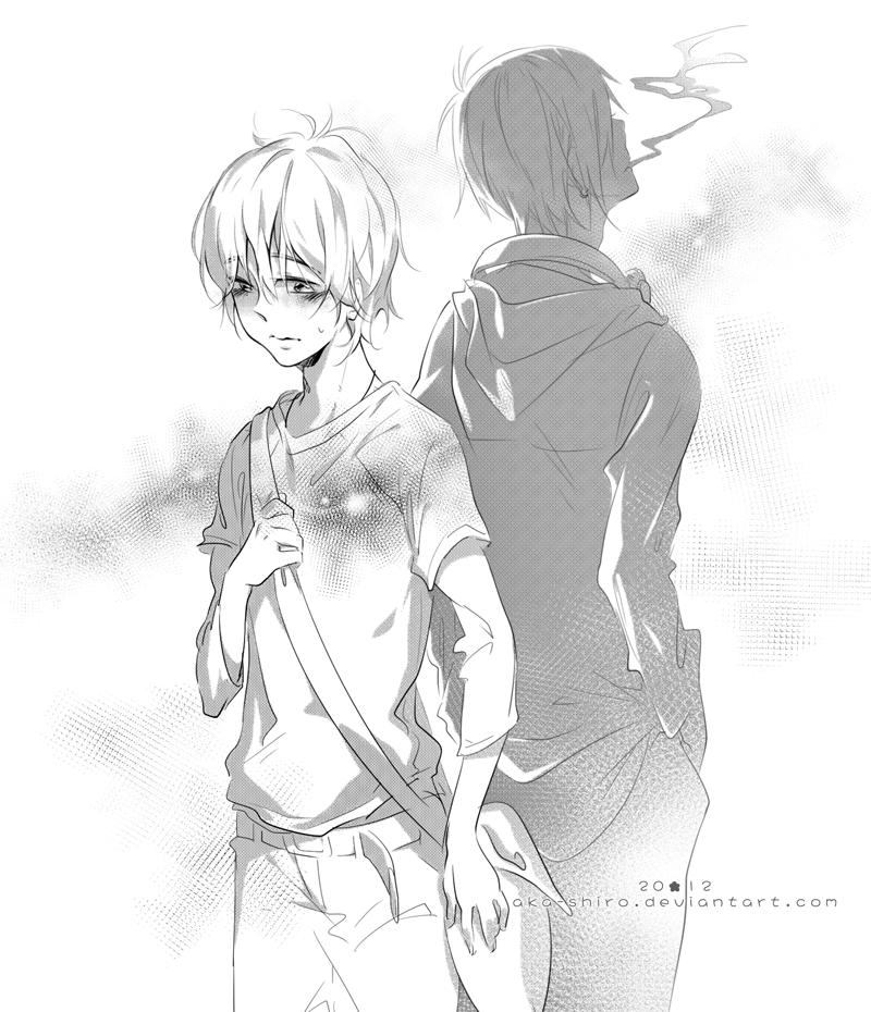 HOMO FEELS by Aka-Shiro