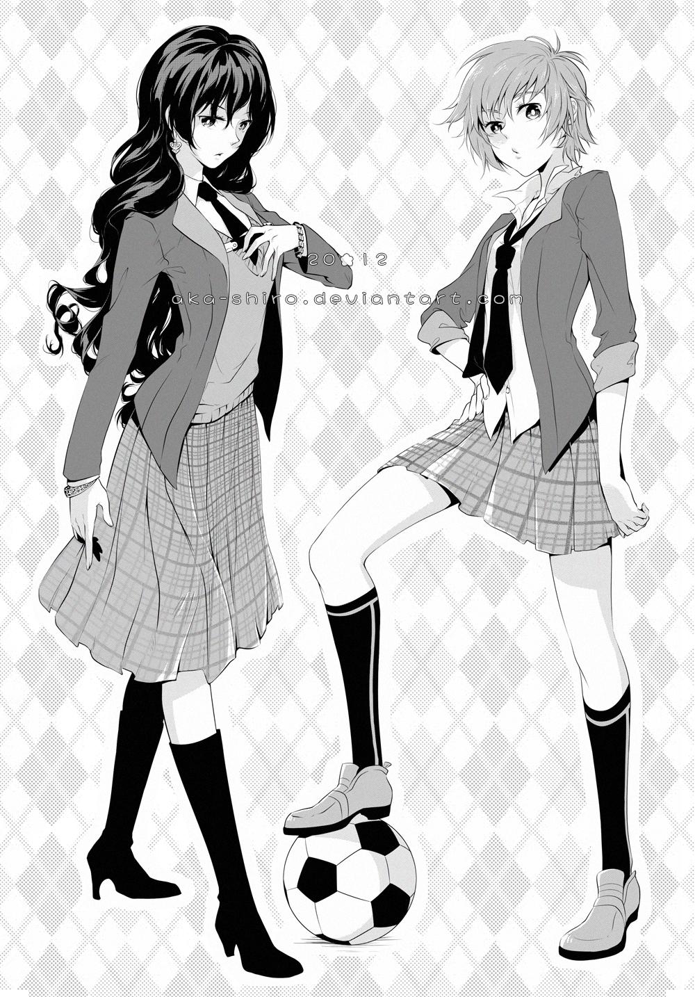 Commission - Demota by Aka-Shiro