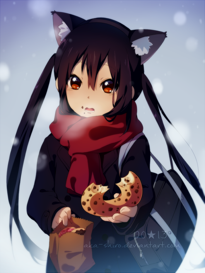 Want a bite? by Aka-Shiro