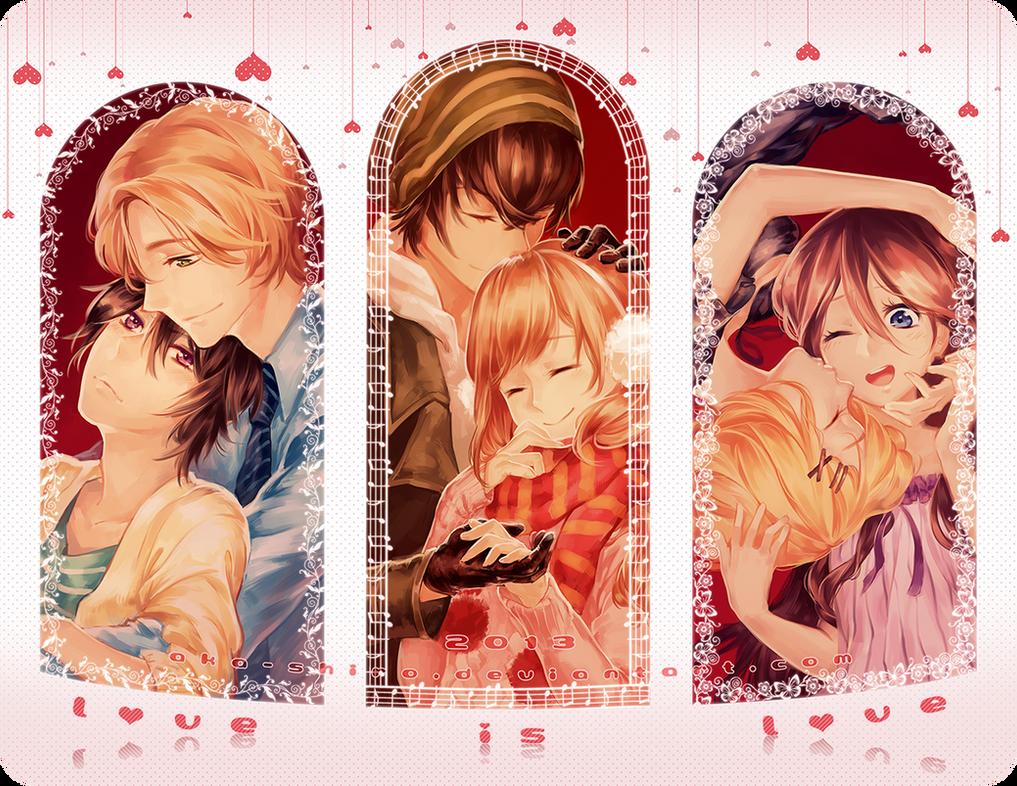 Love is Love by Aka-Shiro