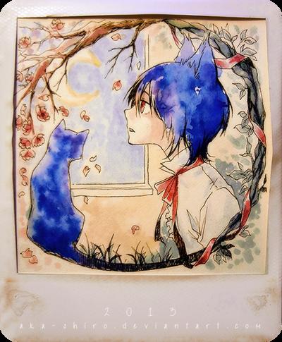 Cat's Wish by Aka-Shiro
