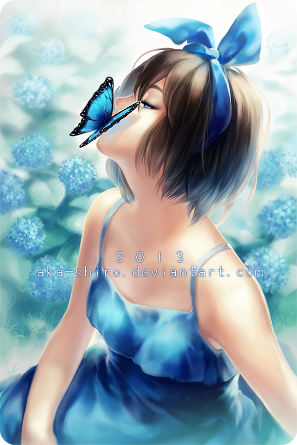 Morpho by Aka-Shiro