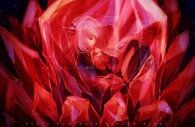 PFFK - Scarlet Grave by Aka-Shiro
