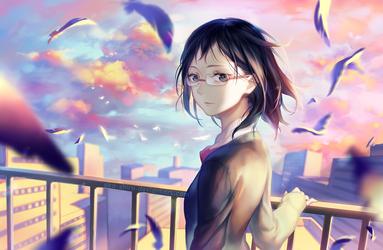 Kiyoko by Aka-Shiro