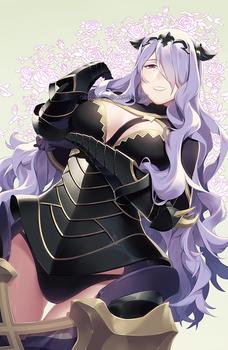 Camilla by Aka-Shiro