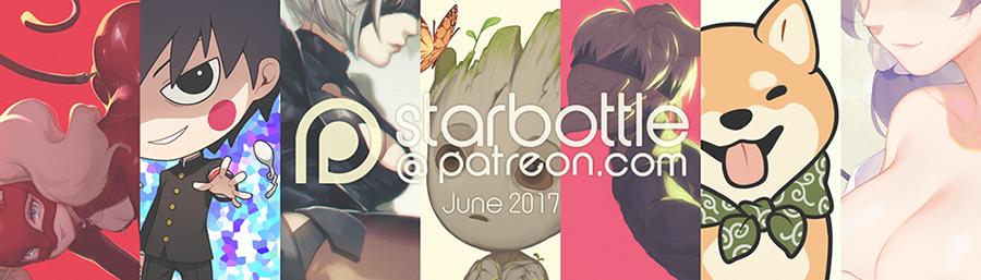 Patreon June by Aka-Shiro