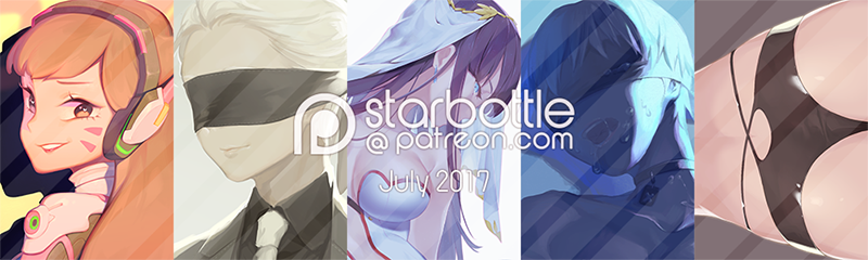 Patreon July by Aka-Shiro