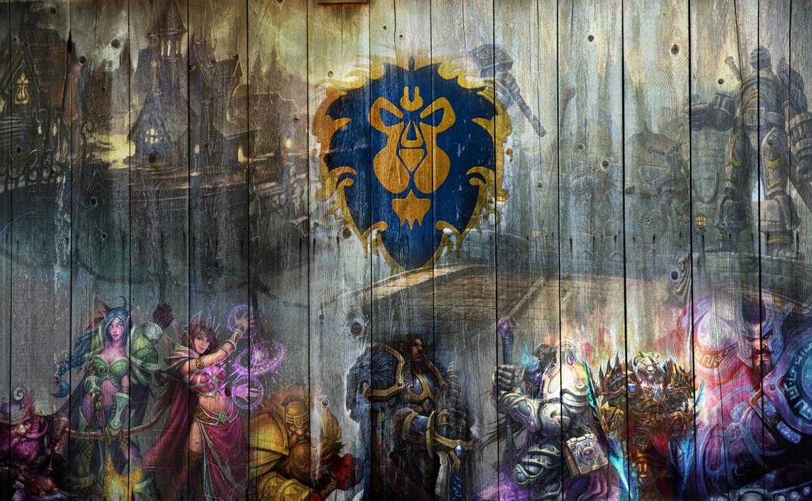 Wallpaper Alliance Version by Arixev
