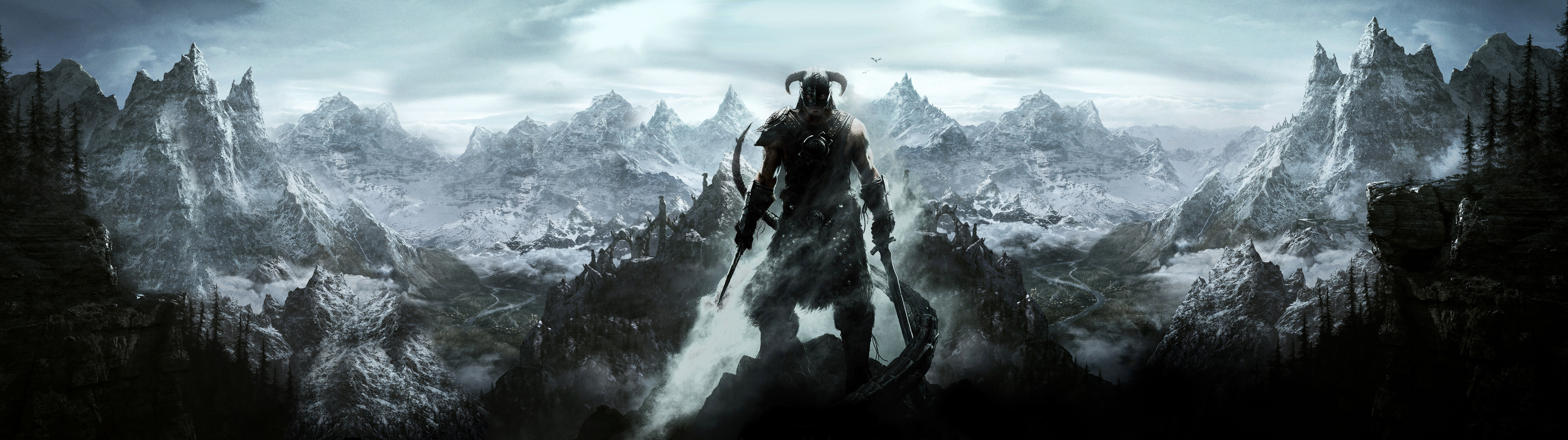 skyrim paint art wallpapers - photo #6
