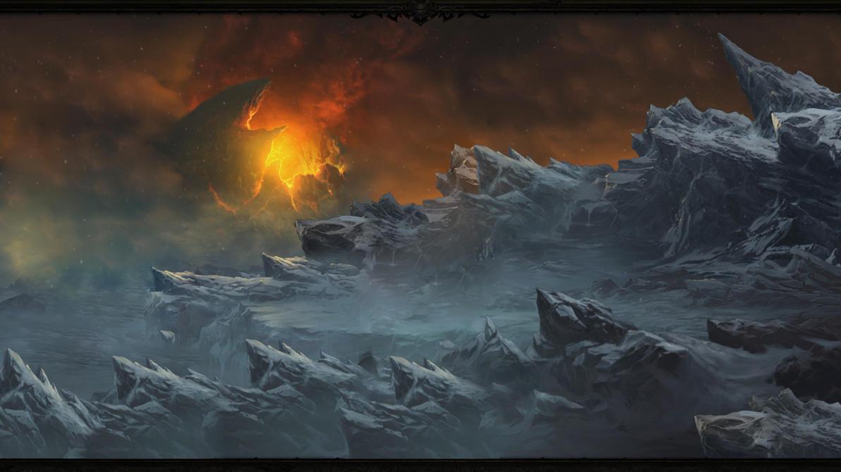 Diablo 3 Act 3 Wallpaper by Arixev