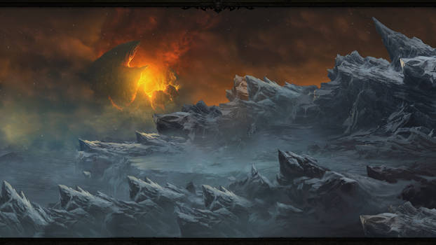 Diablo 3 Act 3 Wallpaper