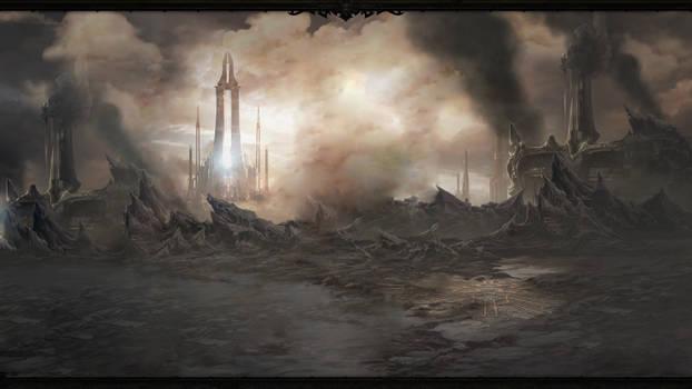 Diablo 3 Act 4 Wallpaper