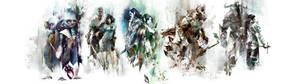 Guild Wars 2 Races Wallpaper