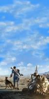 Fallout Mobile Wallpaper (3040x1440)