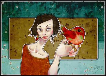 Bird by zum
