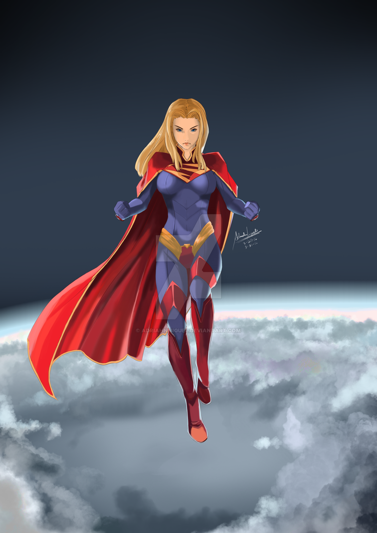 supergirl dissertation Supergirl faces off against sinister villains, and the physical clashes are intense and violent, enhanced by the players' super strength some scenes feature gun use (fortunately, supergirl is inherently.